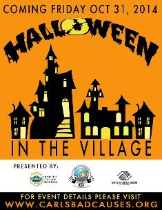 Halloween in the Village